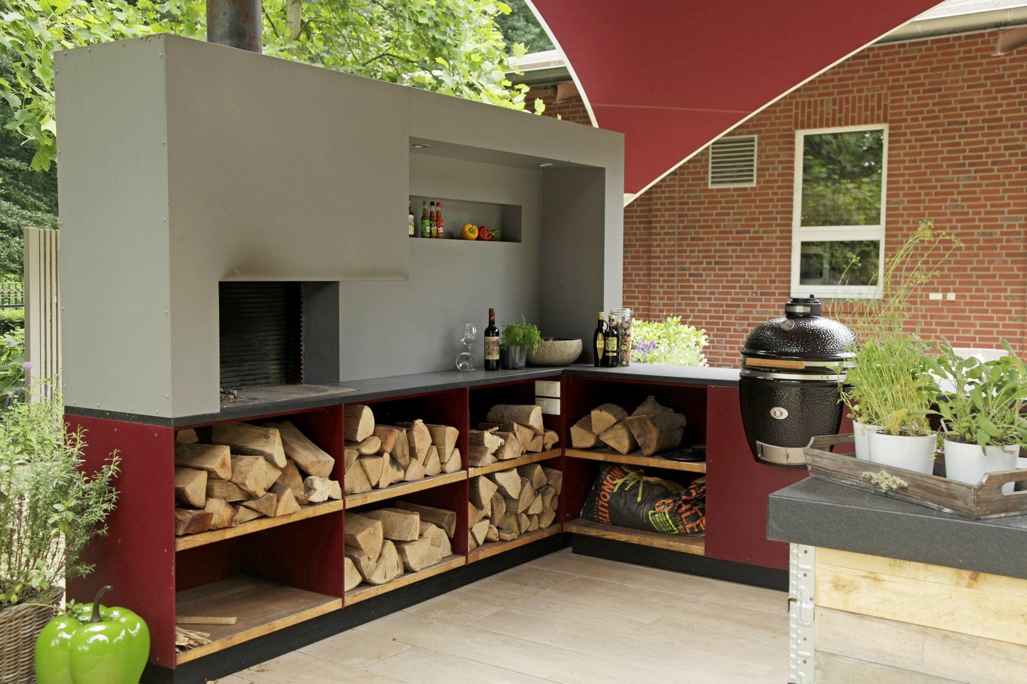Zubehör Für Outdoor Küche : Schränke truhen outdoorküche brandt gartenmöbel ebergötzen